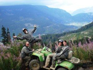 Whistler ATV2