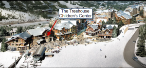 Treehouse kids center at snowmass