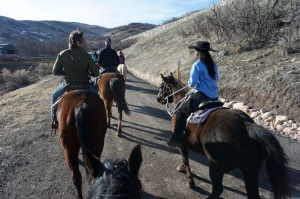 Horseback Riding in Park City