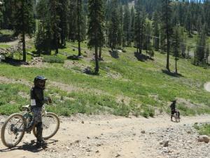 Northstar Biking Trail