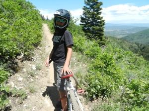 Canyons Bike Trail