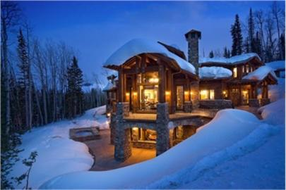 ski in ski out deer valley home