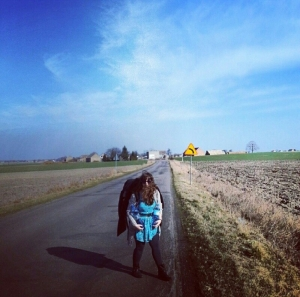 Hitch Hiking in Poland