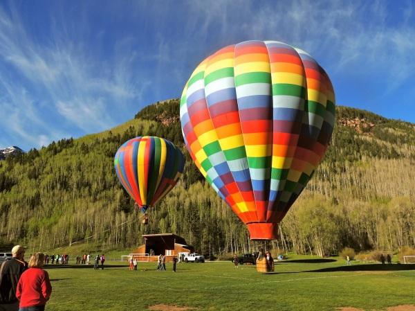 Town of Telluride - Balloon Festival 2