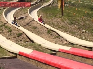 Breckenridge Fun Park at Peak 8-- Alpine Slide